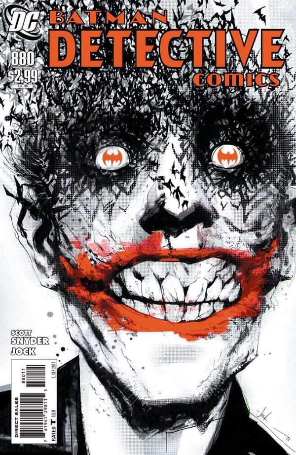 batman detective comicds #880