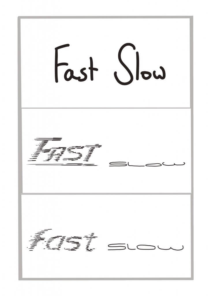 fast-slow