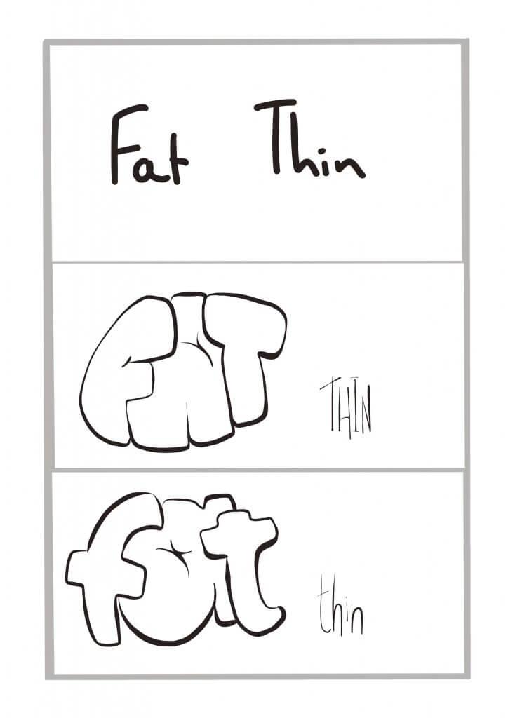 fat-thin